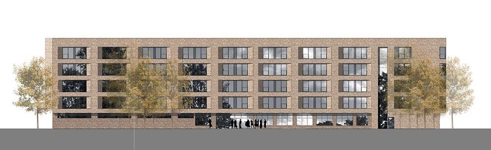 Neubau Alten- und Pflegeheim Tabea in Hamburg